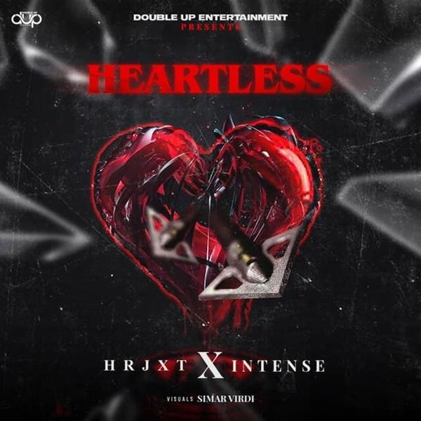 Album cover of Heartless track