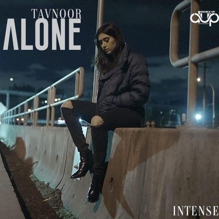 Album cover of Alone track